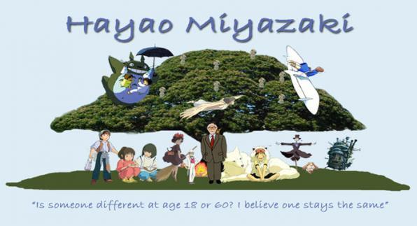 19/12, Βραδιά Animation, αφιέρωμα στον Hayao Mizayaki