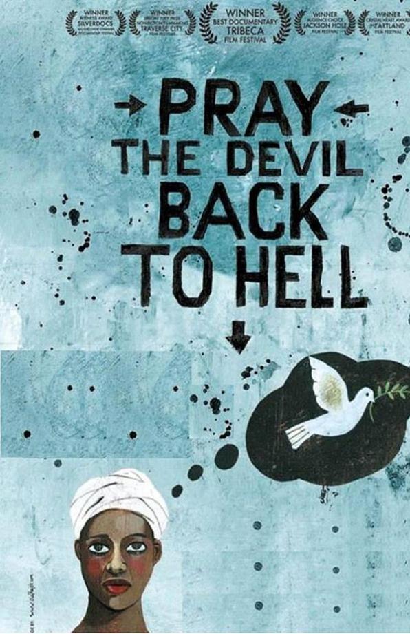 NOV 23, Προβολή ταινίας Pray the devil back to hell