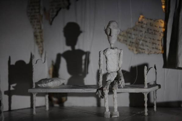 DEC 06, Tabula Rosa - μια παράσταση με μαριονέττες χωρίς λόγια