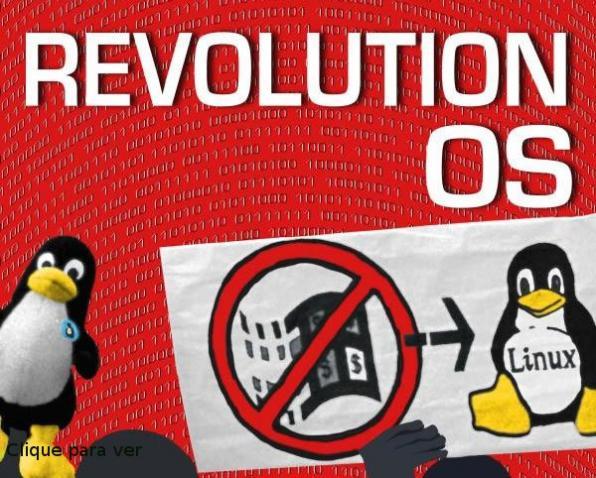 Προβολές Τετάρτης, 30/01,Revolution OS - Η επανάσταση του ελεύθερου λογισμικού