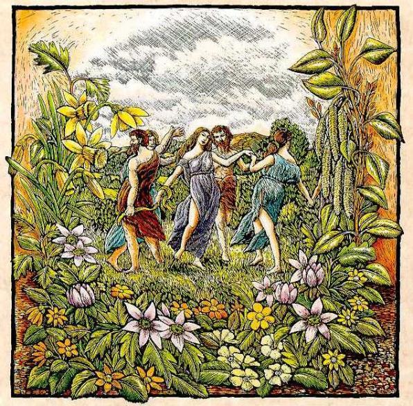 MAR 21 Εαρινή Ισημερία / Spring Equinox