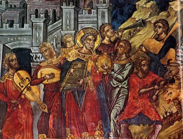 MAR 29 Παραδοσιακή μουσική βραδιά