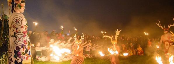 APR 30 Προβολή Beltane Fire Festival