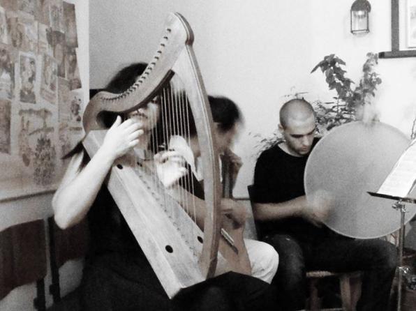 Μουσική παράσταση «Σαπφώ η Δέκατη Μούσα» με τους Συνδαιτυμόνες