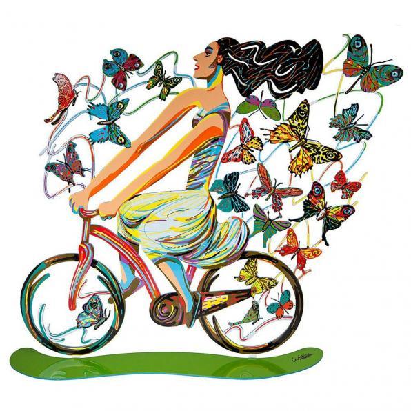«Ποδηλατώντας για την κλιματική αλλαγή», Ένας διάλογος Τέχνης & Βιωσιμότητας
