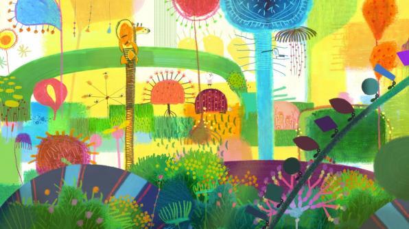 16/03:Προβολή animation o Menino e o Mundo