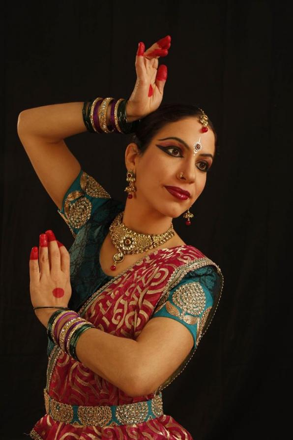 23/4: «Amaravati, η γη των θεών»: Βραδιά ινδικού χορού και μουσικής.