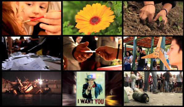 Προβολή ντοκιμαντέρ: Ενας άλλος κόσμος