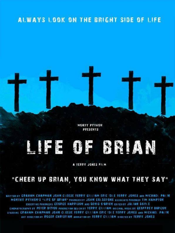 Παρασκευή 4/11, Προβολή Life of Brian