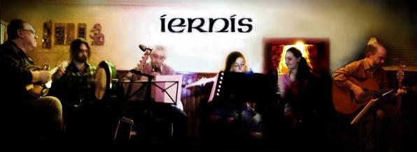 Σάββατο 28/1, Iernis Κέλτικη Μουσική και χορός, Robert Burns Night