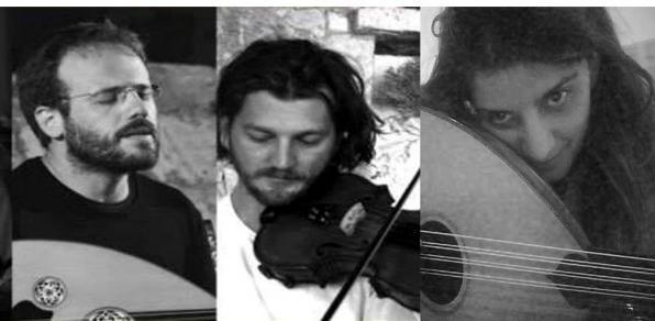 Καλώς ανταμωθήκαμε! 3 μουσικοί ανταμώνουν στο καφενείο