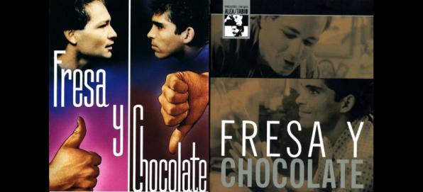 Παρασκευή 10/2, Προβολή - Strawberry and Chocolate