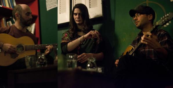 Σάββατο 11/3, Ρεμπέτικη Βραδιά στο Καφενείο!