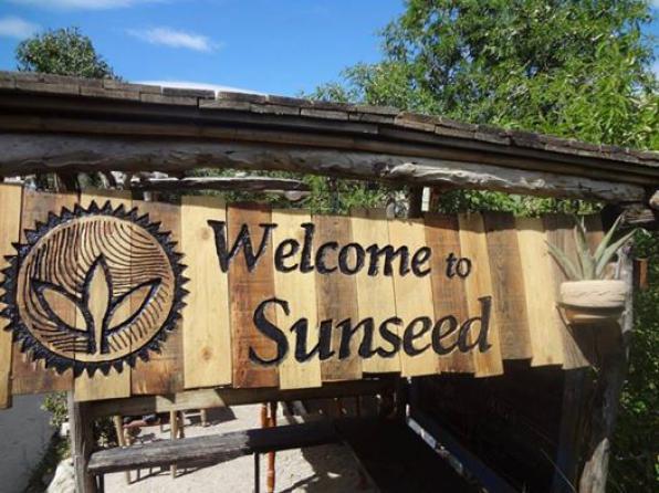 Παρασκευή 2/6, Sunseed Desert Technology - παρουσίαση / project presentation
