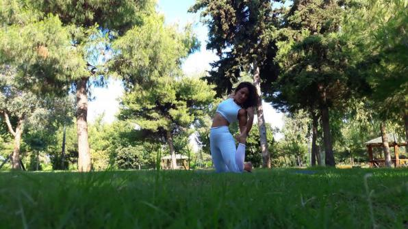 Κυριακή 1/10, Yoga Vinyasa Flow στο Πάρκο