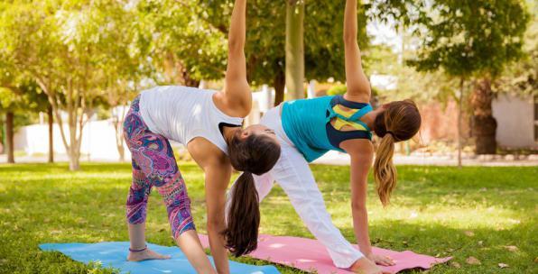 Σάββατο 7/10, Body Work Pilates στο Πάρκο