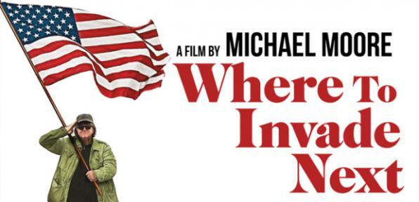 Πέμπτη 11/1, Προβολή: Where to Invade Next του Μάικλ Μουρ