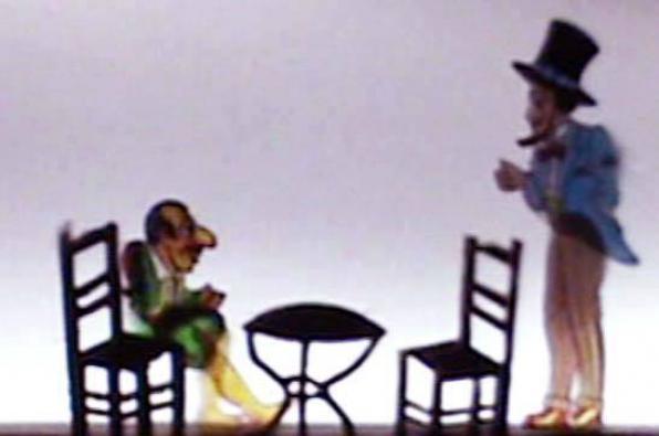 Πέμπτη 15/02, Καραγκιόζης για ενήλικες: Ο άσωτος οικογενειάρχης