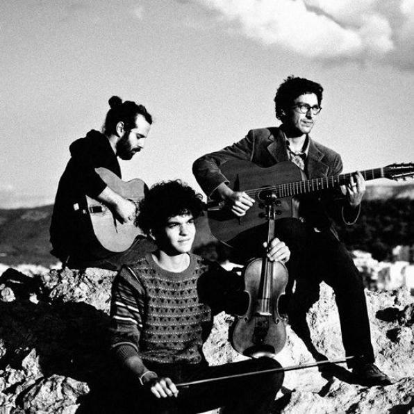 Σάββατο 17/02, Αποκριες με Live Μουσική Gypsy Swing: Mad Cats στην Ακαδημία Πλάτωνος