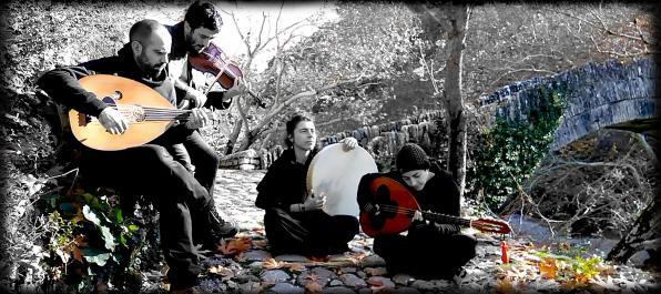 Παρασκευή 20/4, Live: Μαντάρες στο Καφενείο στην Ακαδημία Πλάτωνος