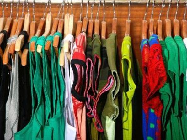 Κυριακή 17/11: Ανταλλακτικό παζάρι ρούχων στο πάρκο