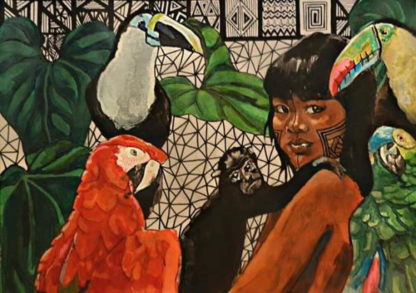 Κυριακή 9/2, Live: Aguayo y Paliakate - Αντάρτικες φωνές από Λατινική Αμερική