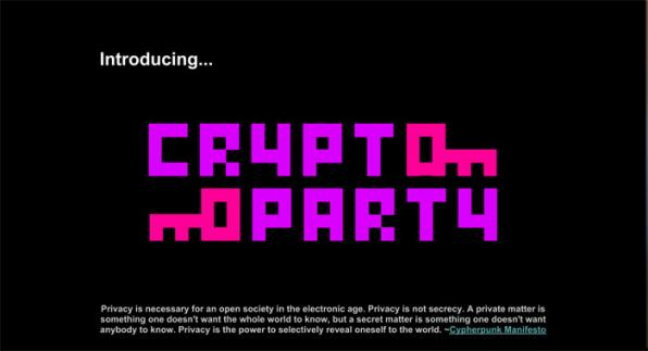 Athens CryptoParty