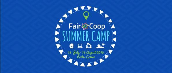 FairCoop Καλοκαιρινή Κατασκήνωση 2015