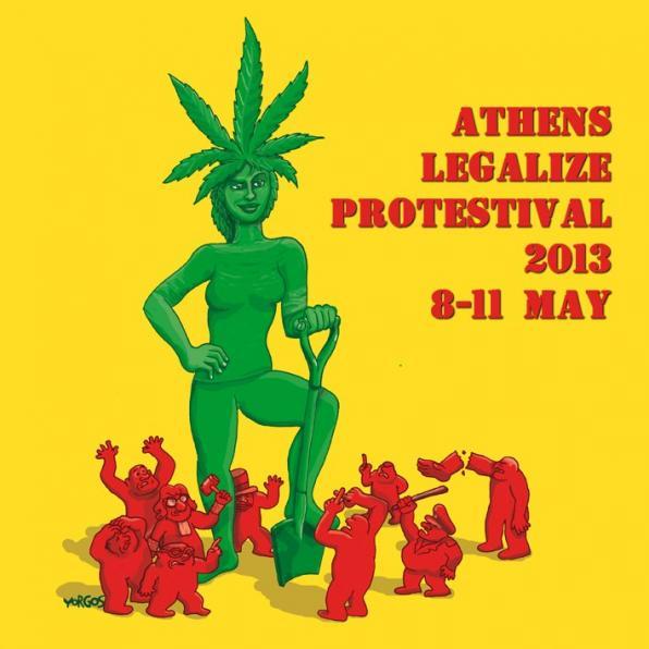 9ο Αντιαπαγορευτικό φεστιβάλ Αθήνας, 8-11 Μάη